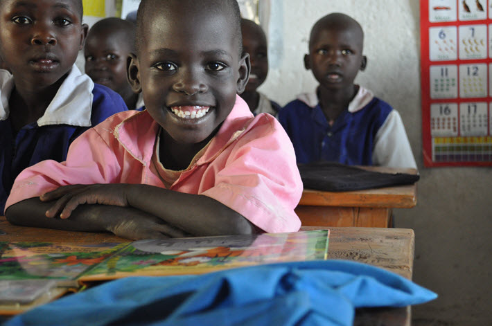 Book Aid International on Track in 'Inspiring Readers' in Africa