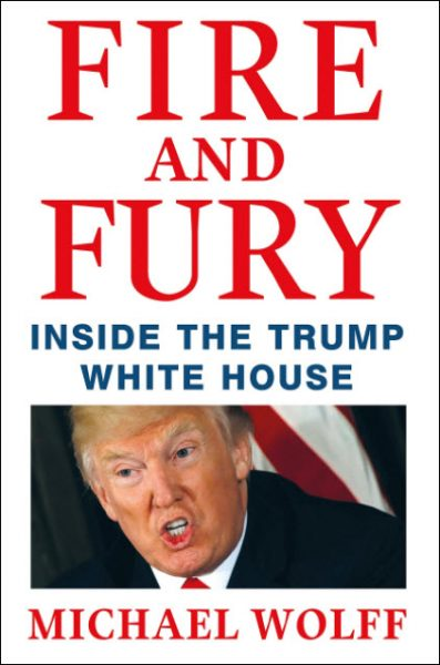 Fire and Fury' Has 20 Foreign Rights Deals, More in Negotiation