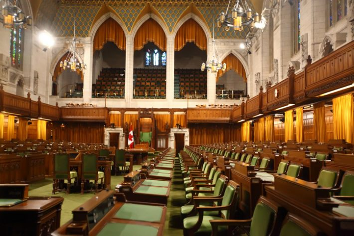 Canadian Houses of Parliament