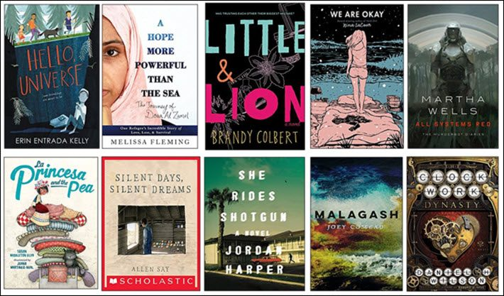 2018 Newbery And Caldecott Medal Winners Announced At Ala Midwinter