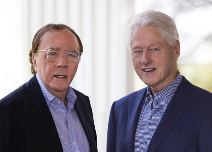 Bill Clinton And James Patterson At Bookcon 39 One Book