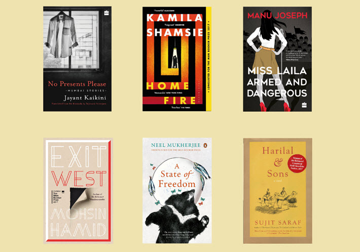 India's DSC Prize for South Asian Literature Releases Shortlist