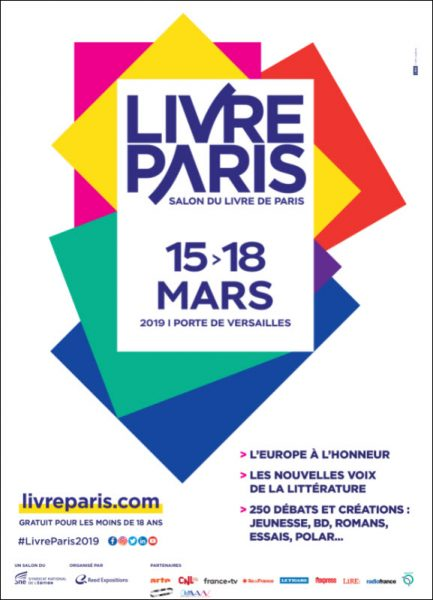 Apres London Book Fair Livre Paris Opens Today
