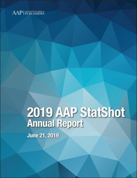 AAP Issues Its Annual 2018 StatShot Look at the US Publishing Industry