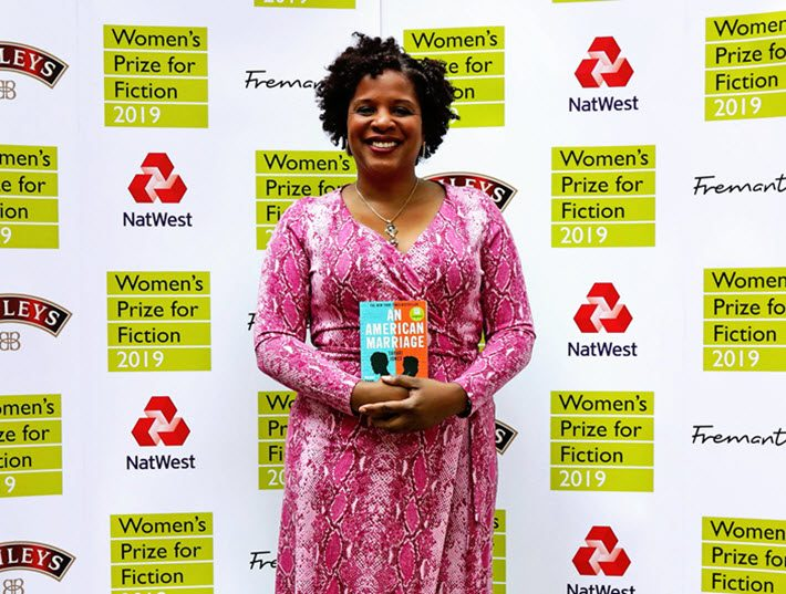 Image result for Author Tayari Jones wins Women's Fiction Prize for 'An American Marriage'