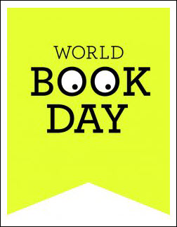 UK World Book Day not the UNESCO world date