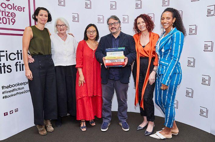 booker prize 2019 - photo #26
