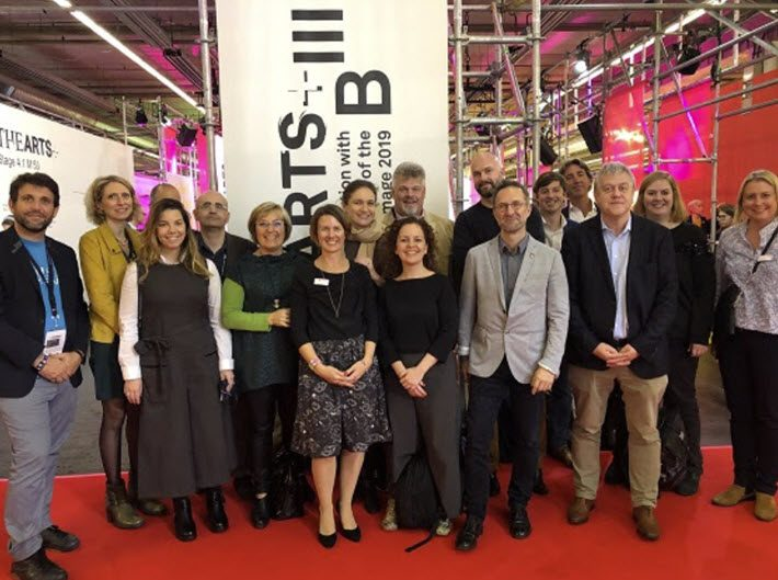 creative innovation council at the frankfurt book fair