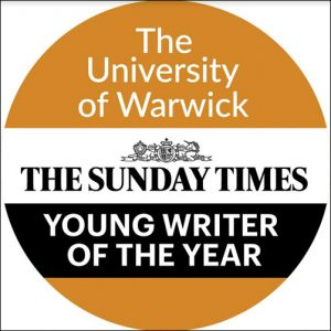 young writer of the year award