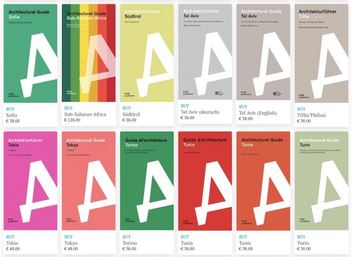 Dom Publishers architecture guides