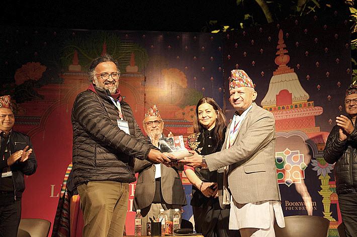 Amitabha Bagchi wins DSC Prize