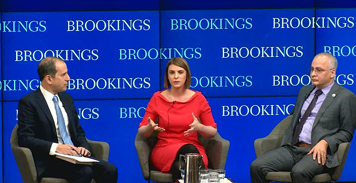Political books discussion with Fred Hiatt, Susan Hennessey, and Benjamin Wittes
