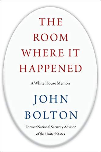[leaked ebook] The Room Where it Happened John Bolton free ebook