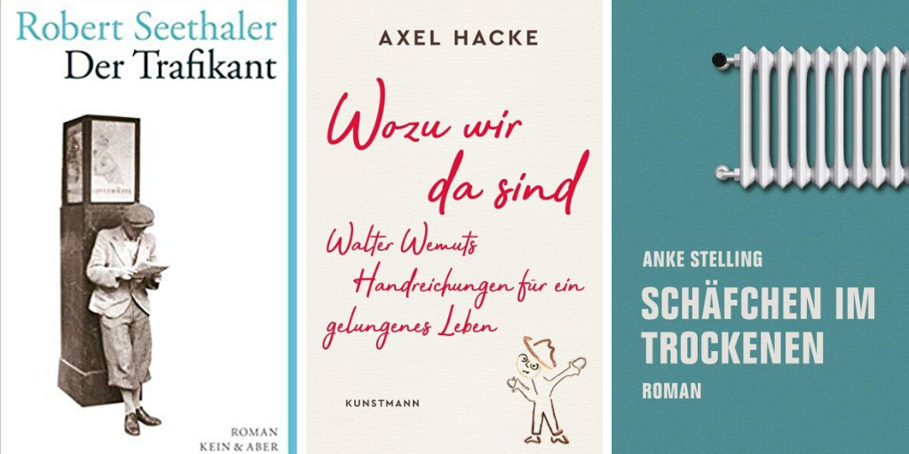 Germany's Bestselling Books of 2019: Fiction, Nonfiction, Self-Help