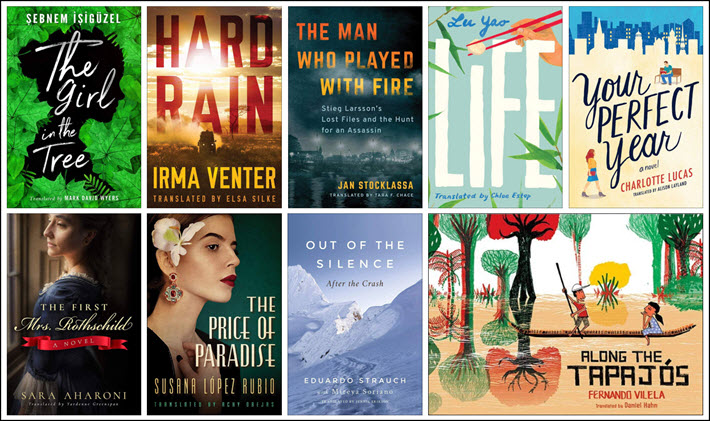 Get 9 Free Kindle Books for World Book Day