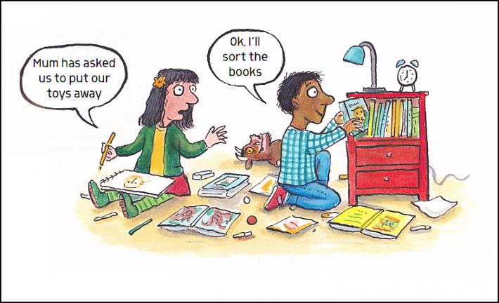 Nosy Crow coronavirus children's book