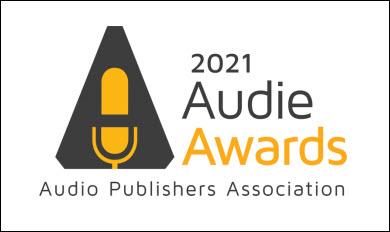 2021 audie awards logo