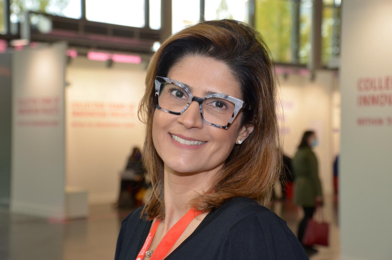 Image Karine Pansa: IPA's Vice-President On Frankfurt's Role in Publishing